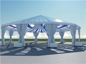 Dodecagonal Tent