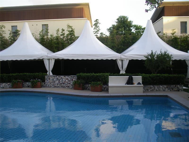 خيمة الحديقة حزب معبد