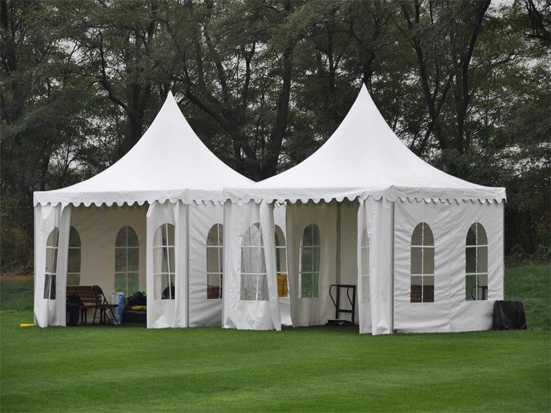 خيمة معبد للرياضة