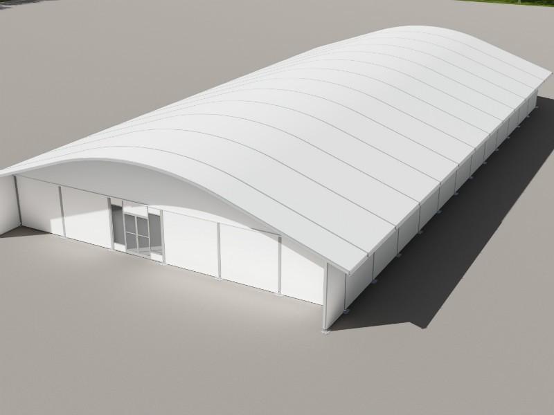 Arcum Shape Tent Restaurant Banquet