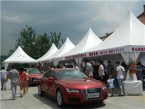 Corporate Events Pagoda Tent