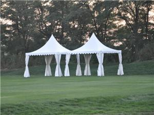 Wedding Party Pagoda Tent