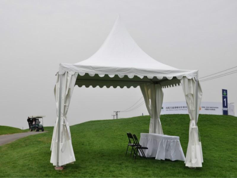 خيمة معبد الرياضة