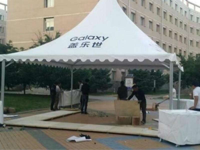 طباعة خيمة معبد سقف الأعلى