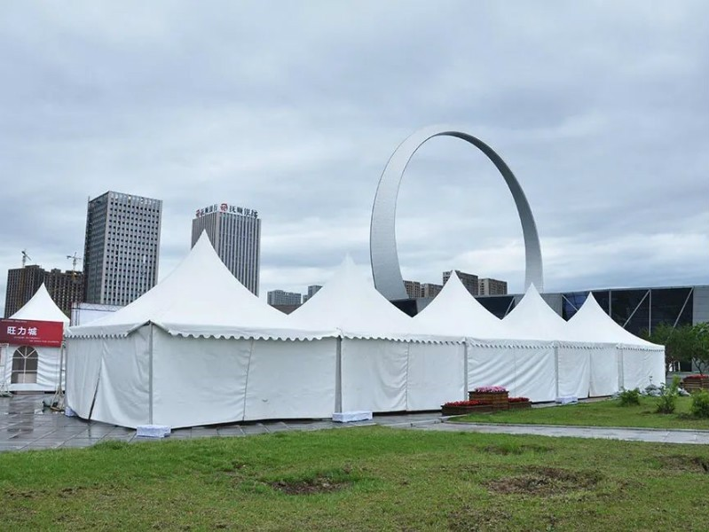The Different Tent And Frame Tent