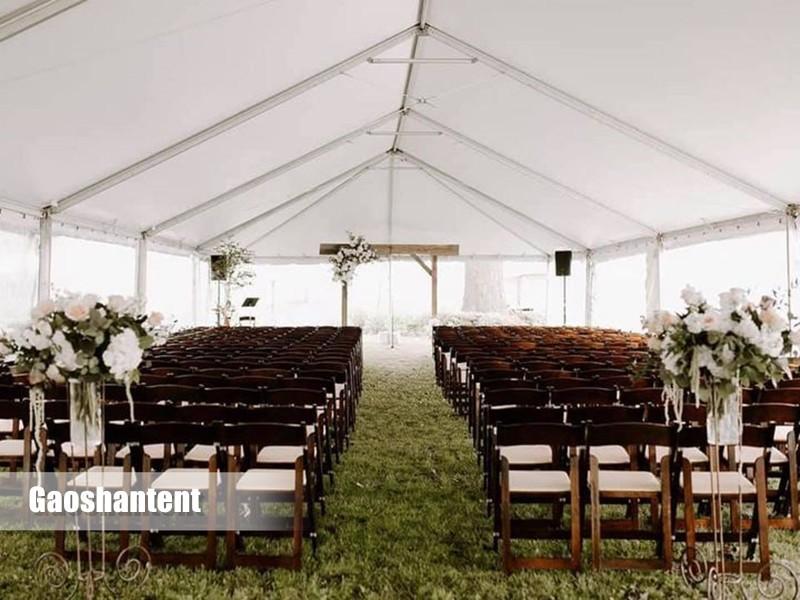 Tenda para festas de casamento de alta qualidade para eventos