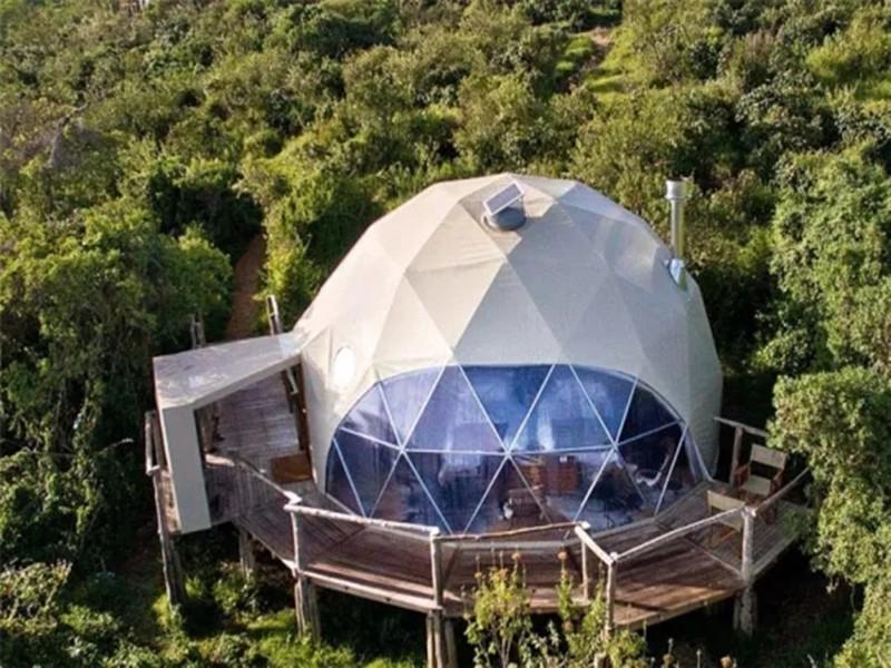خيمة حديقة كوخ الإسكيمو