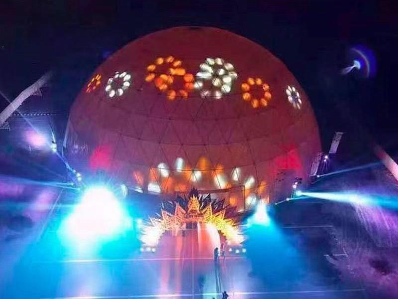 5m 6m 8m 10m iglo فندق قبة خيمة بيع في الصين