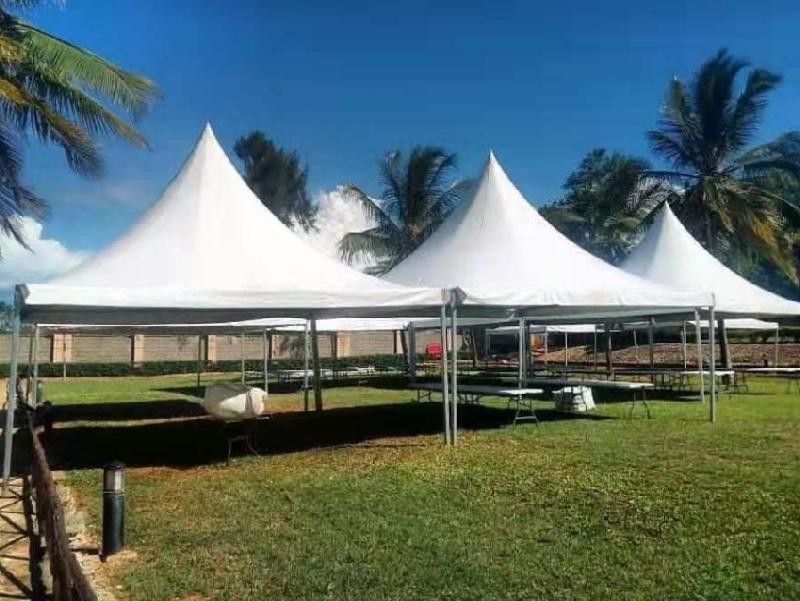 الأحداث في الهواء الطلق خيمة معبد