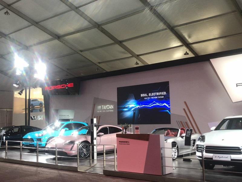 Neue Energie-Autoshow