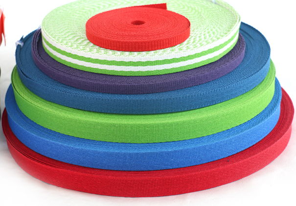 Webbing, ribbon,strong bands,webbing belt