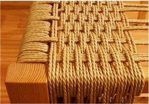 Paper Cord seat
