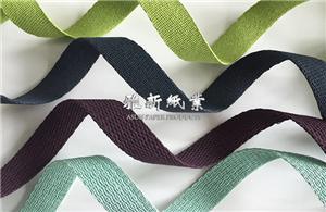 100% paper material Paper Ribbon,paper webbing