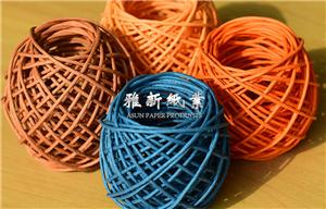 Paper Rope For Gift Packagings