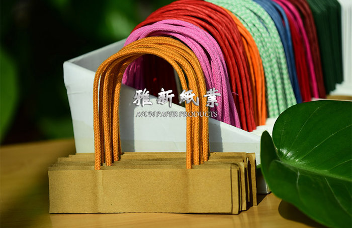 Twisted Paper Cord Handles Manufacturers, Twisted Paper Cord Handles Factory, Supply Twisted Paper Cord Handles