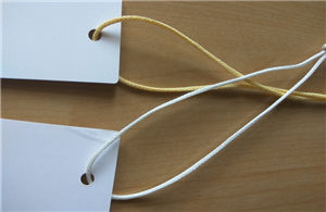 Paper Cord For Hang Tags