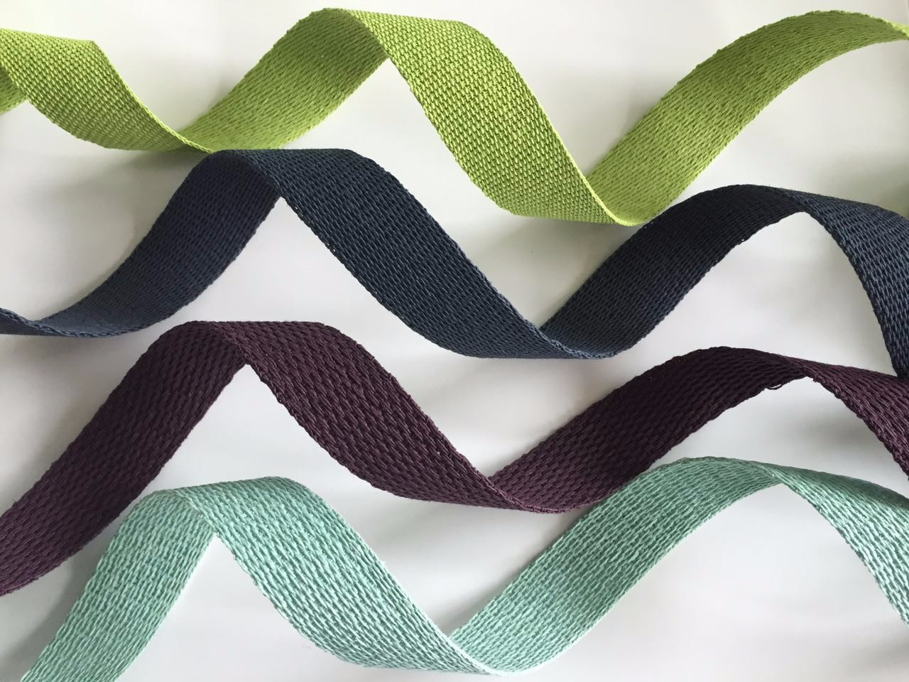 Paper Yarn, Knitted Paper Cord, Paper Braid Webbing, Braided Paper Twine,Paper Cloth