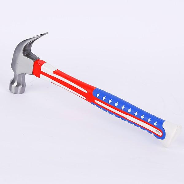 Drop Forged Head Fibreglass Handle Claw Hammer Manufacturers, Drop Forged Head Fibreglass Handle Claw Hammer Factory, Supply Drop Forged Head Fibreglass Handle Claw Hammer
