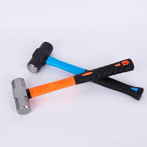 Plastic Handle Octagon Sledge Hammer