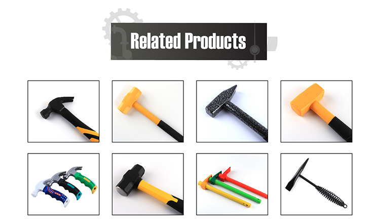 steel handle chipping hammer