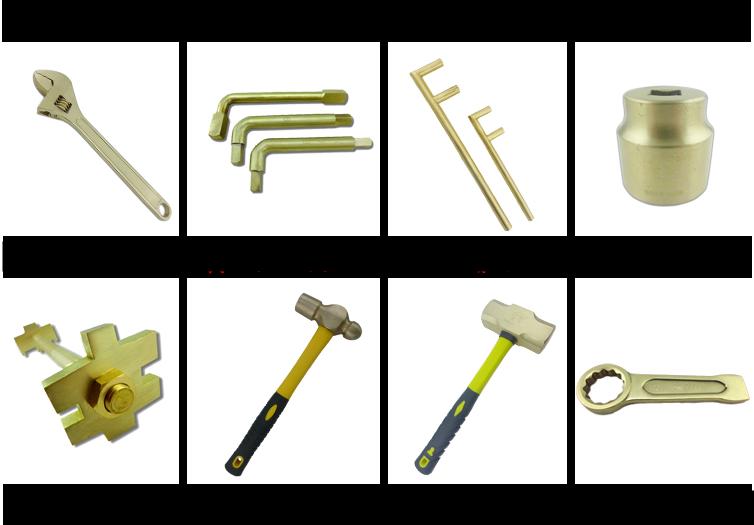 brass ball pein hammer