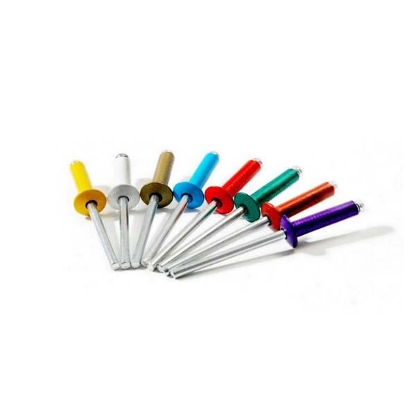 Color Head Pop Blind Rivets Manufacturers, Color Head Pop Blind Rivets Factory, Supply Color Head Pop Blind Rivets