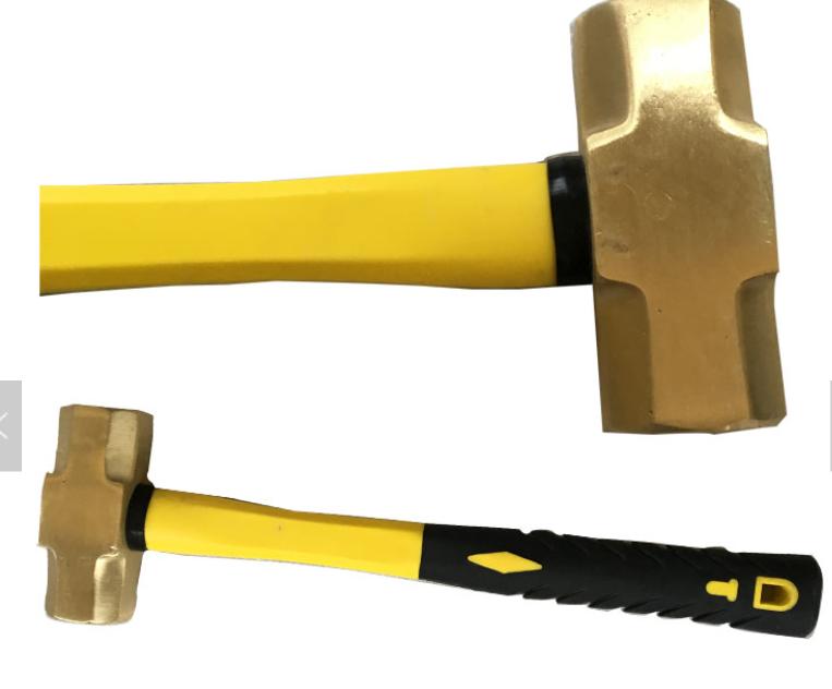brass sledge hammer
