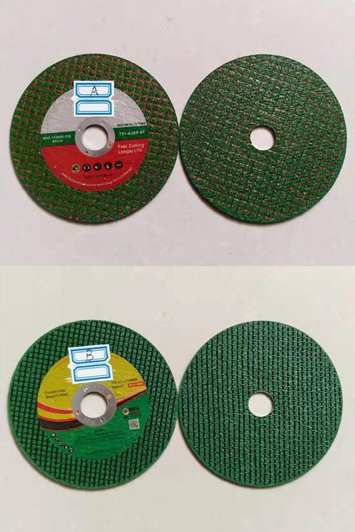 bonded cutting discs