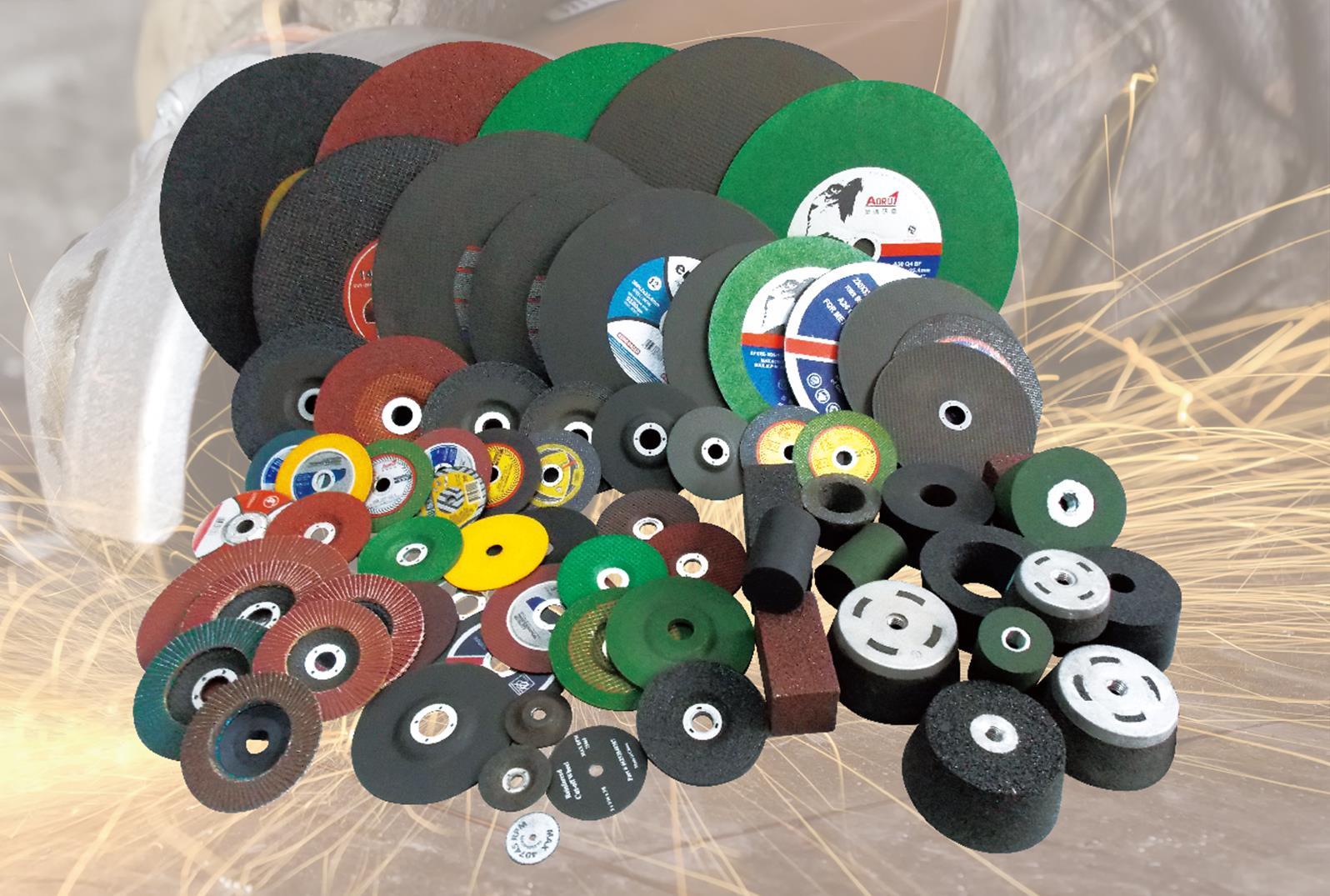 Green Cutting Discs For Inox