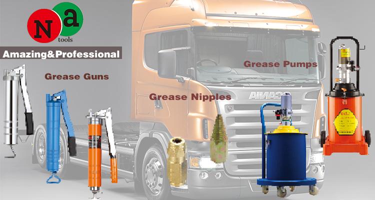 Auto Grease Pump