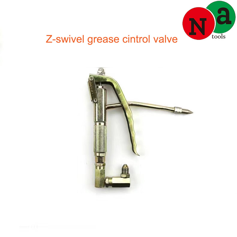 12L Air Operated Bucket Grease Pump