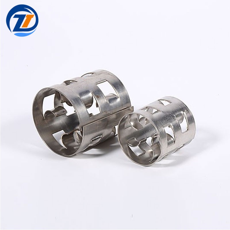 Stainless Steel Metal Tower Packing Pall Ring