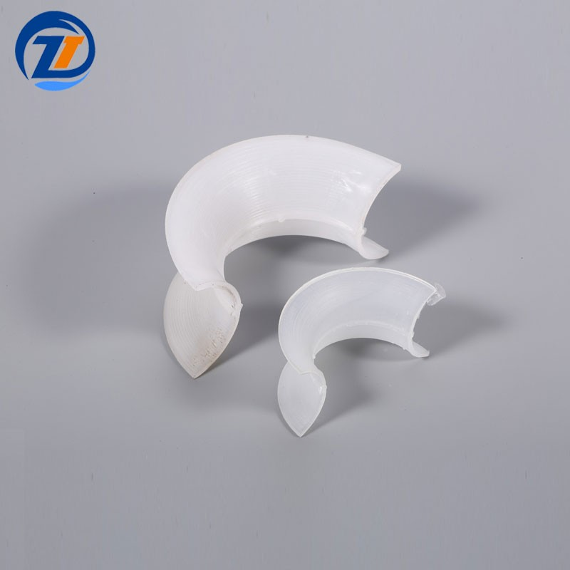 Plastic Random Packing Super Intalox Saddle Ring