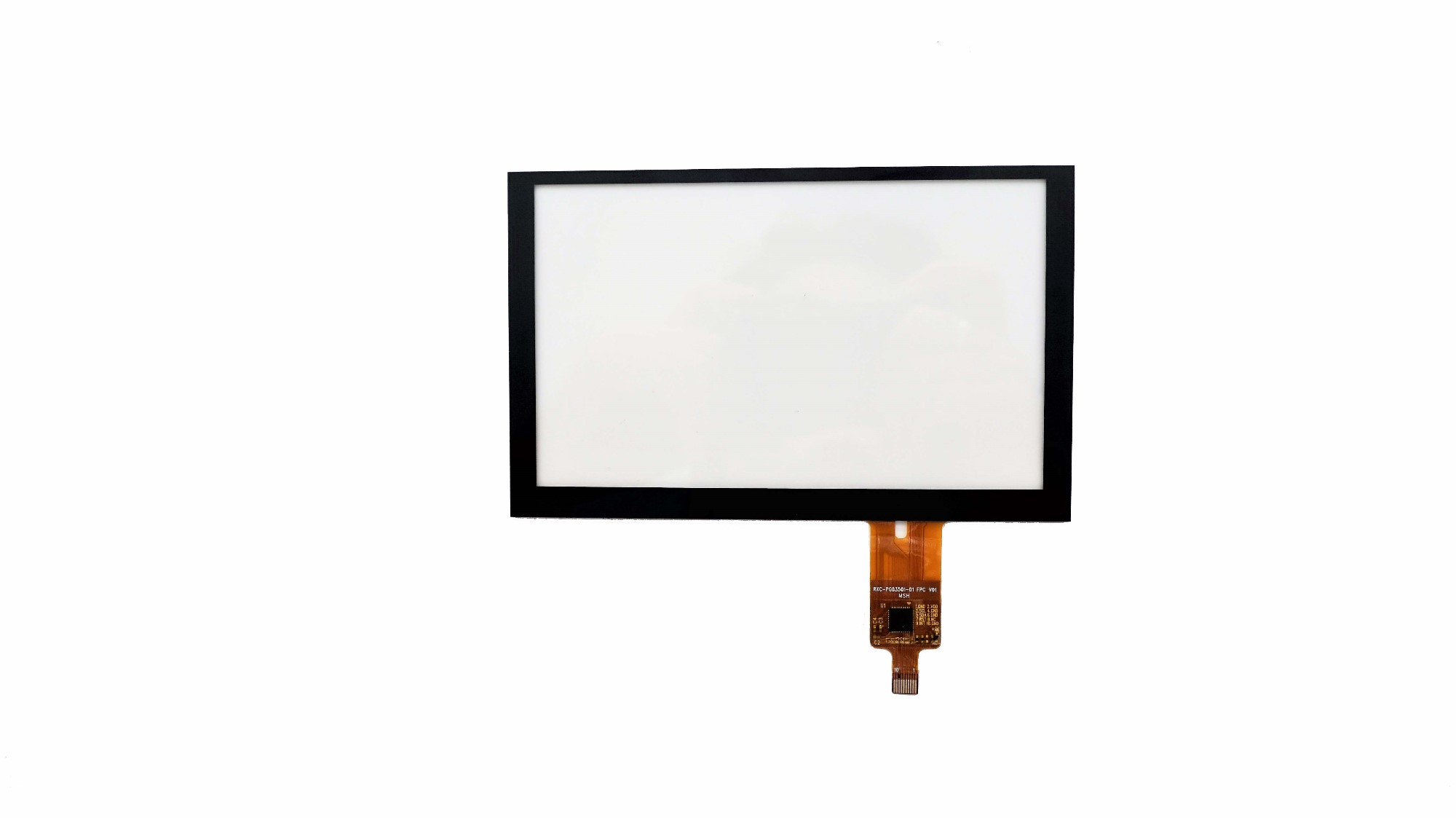 5.0 Inch Projected Capacitive Touch Screen Panel