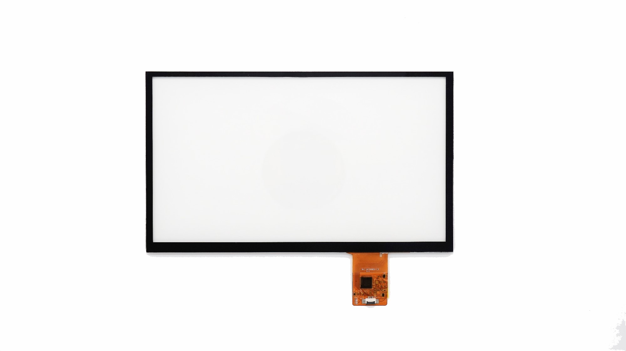 11.6 Inch Industrial Touch Screen Monitor