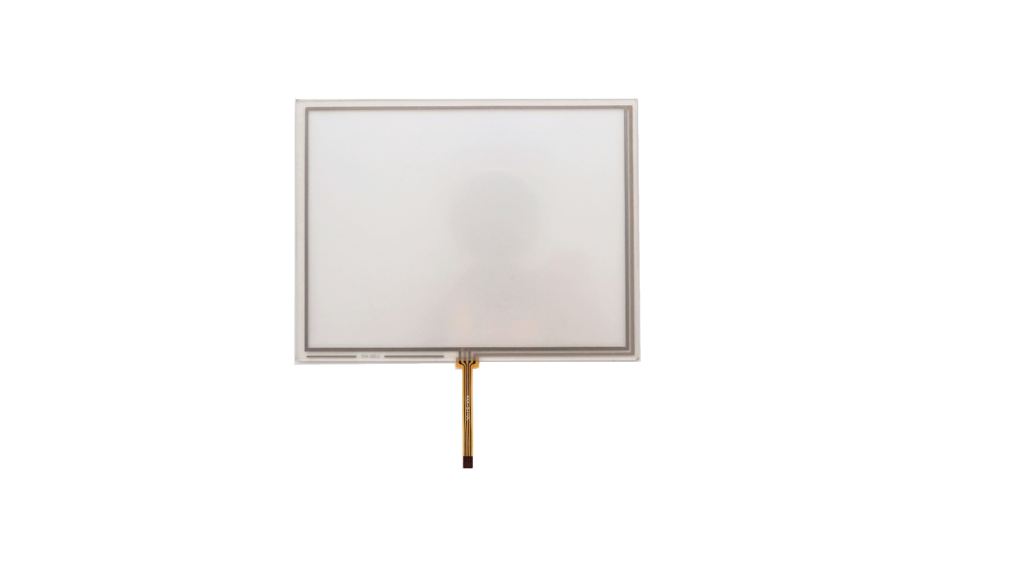 8.0 Inch 4 Wire Resistive Touch Panel Screen