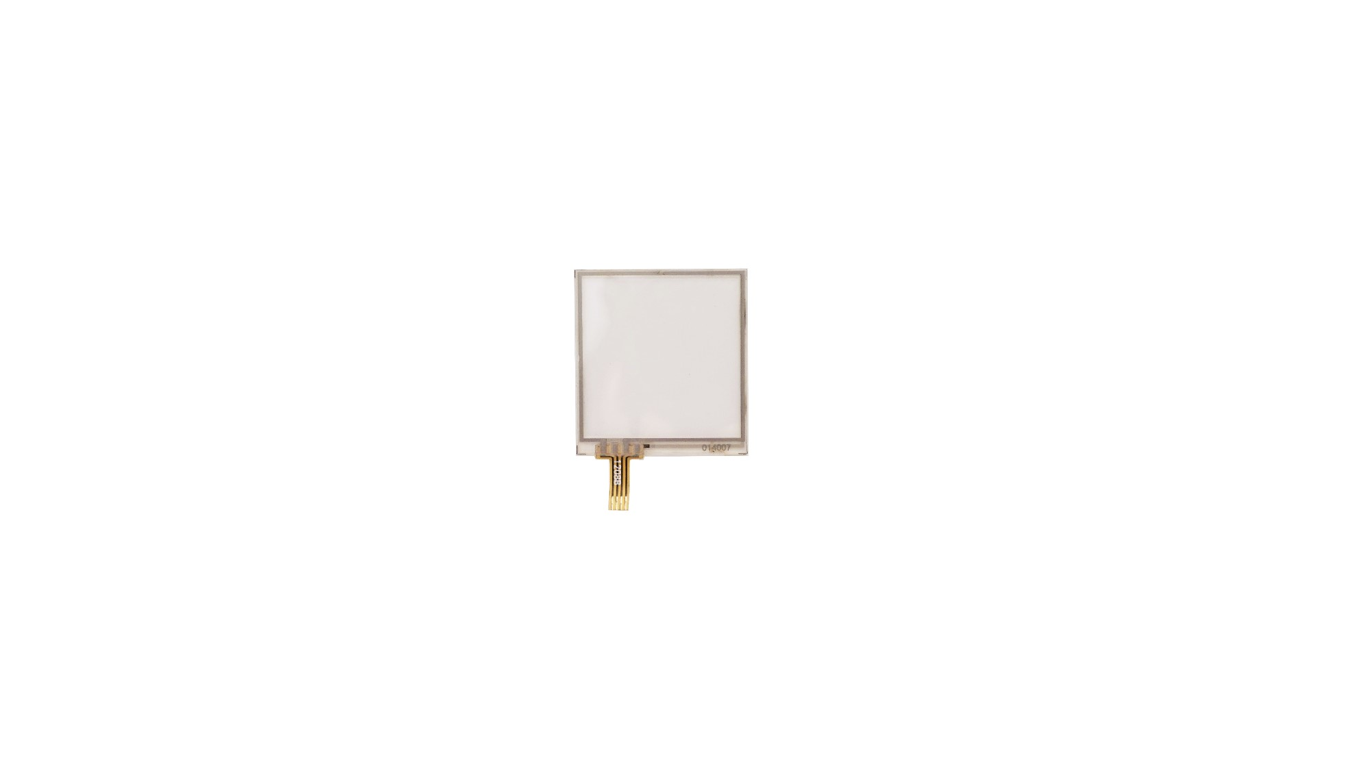 1.4 Inch Resistive Touch Panel Pcap