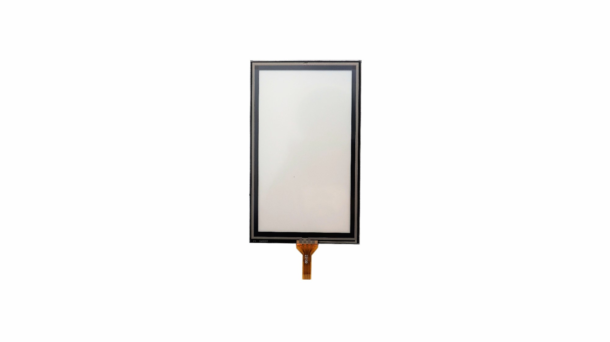 4-Wire Resistive Touch Screen 4.5 Inch With Controller