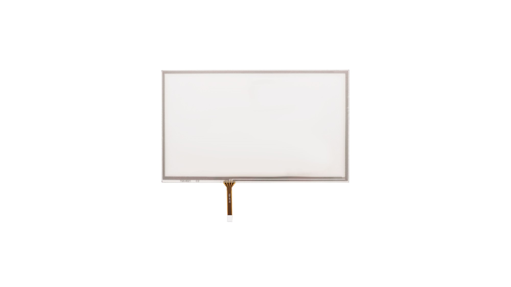 Sensitive 4wire 8.0 inch Resistive Touch Panel