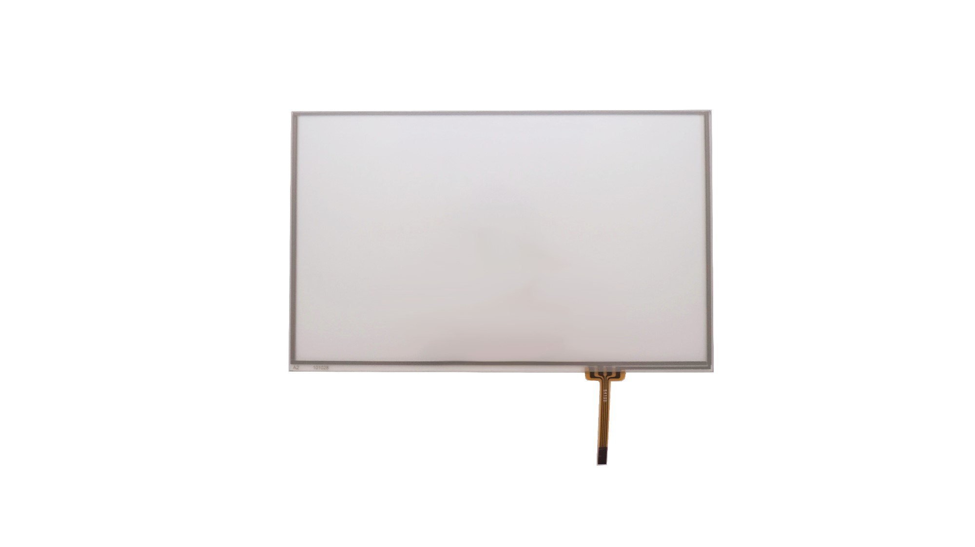 4-wire Resistive Touch Screen 10.1 Inch With I2c Interface