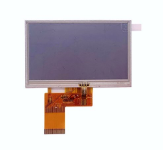 1.4 inch resistive touch screen
