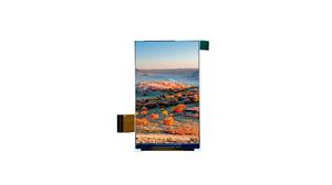 4.0 Mipi DSi-gränssnitt 480x800 LCD-skärm