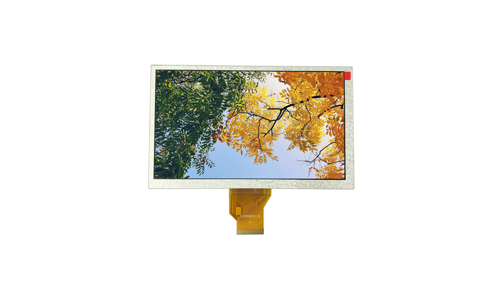 8.0 Inch 800x480 TFT Lcd Display For Digital Camera