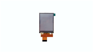 4 Wire Resistive Touch With 2.8 Inch Lcd Display