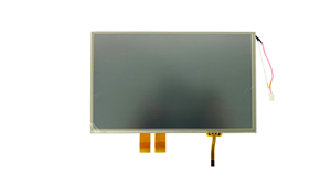 4 Wire Resistive Touch 10.2 Inch Industrial Lcd With Rtp