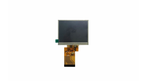 240x320 TFT Display 3.5 Inch MCU Lcd Panel With RTP