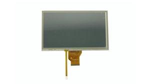 8.0 Inch TFT LCD Module RGB Interface 40 Pins With Touch Screen