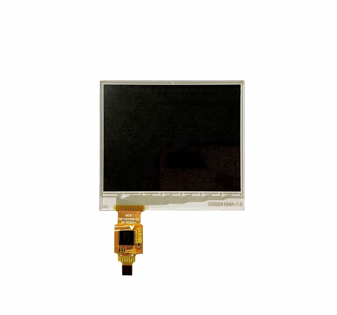 2.5 inch touch screen