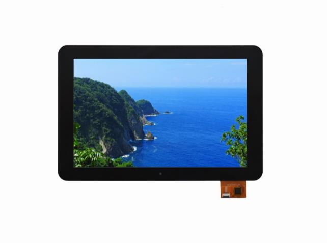 5.0 inch touch screen