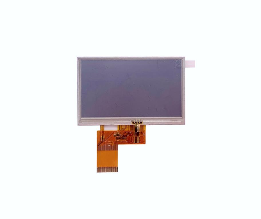 10.1 inch resistive touch screen